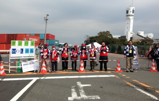 横浜マラソン2015折返C