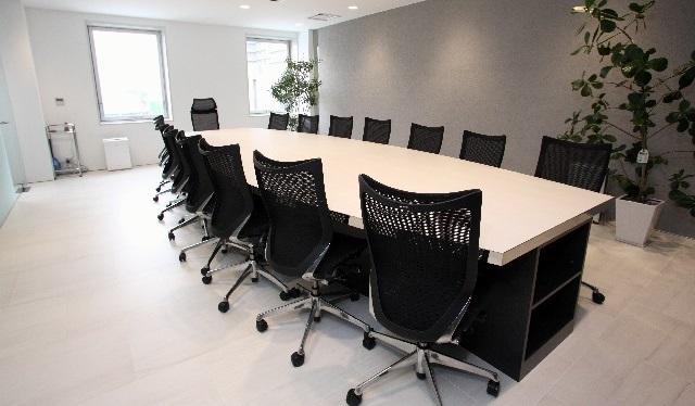 議事録のコツ 会議室
