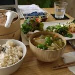 鈴木雄介選手の合宿中の昼食