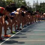 2015/9/28の日体大記録会「5000m」を、全記録順に並べてみた