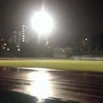 練習日誌 2015/9/16マラソン向け一人ペース走