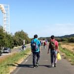 10月25日「しまだ大井川マラソン」に参加してきた