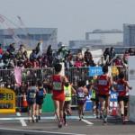 東京マラソン2016の応援に行ってきた!!