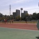 練習日誌:ショートインターバル+1000mは想像以上に難しいメニューだった