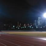 20170830練習日誌 上柚木ペーラン1万メートル