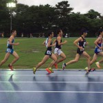 2016/7/9世田谷記録会5000mで公認ベスト