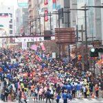 水戸黄門漫遊マラソンのトイレ不足は来年に向けた大きな課題だと思う